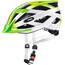 UVEX Air Wing Helmet lime-white